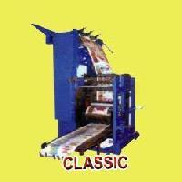 Standard Folder Web Offset Printing Machine