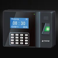 Access Control with Biometric Ip System