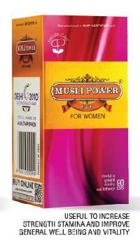 Musli Power Eve Capsules