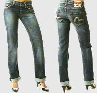 Ladies Denim Jeans- Ei-011