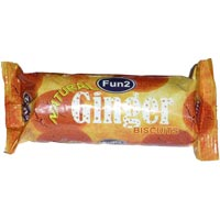 Ginger Biscuits (80gm)