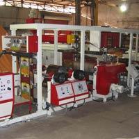 Plastic Extrusion Coating Lamination Machine