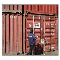 Inspection Cargo Shipment Services