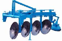 Disc Plough Reversible Type