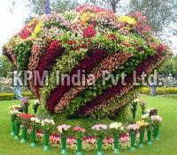 Flower Landscaping Services