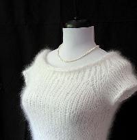 Pure Angora Sweater