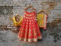 Indian Banarasi Bridal Wear