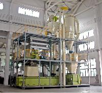 feed mill plant