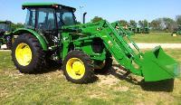 Commercial Farm Tractors