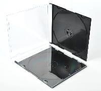 Cd Black Jewel Box