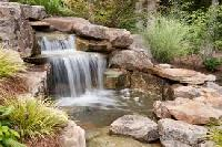 Complex Outdoor Waterfalls