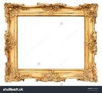 Embossed Photo Frame