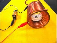Magnetic Electronic Coils
