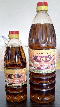 Mehul Kacchi Ghani Mustard Oil (Agmark Grade - 1)