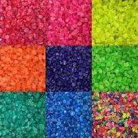 Colourful Aquarium Stones