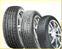 Cars Radial Tyres
