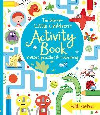 Children's Activity Book