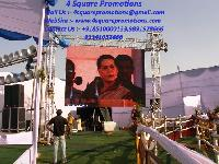 Outdoor Led Screen On Rental