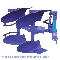 Hi-Tech Hydraulic Reversible Plough