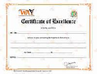 certificate printing services