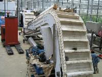 Elevated Conveyor System