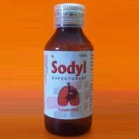 Sodyl Expectorant Syrup