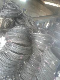 scrap tyre wire