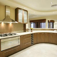 Modular Kitchen Interior Designing