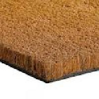 Pvc Backed Natural Coir Mats