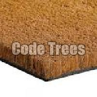 Pvc Backed Natural Coir Mat
