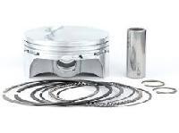 precision machined piston rings