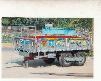 Four Wheel Tractor Trailer