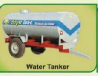 Two Wheel  Water Tanker