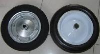 Solid Rubber Wheels