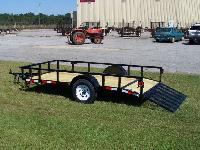 Special Utility Tractor Trailer
