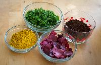 Natural Vegetable Dyes