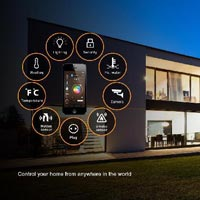 wireless home security system Ahmedabad
