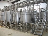 industrial dairy processing plants