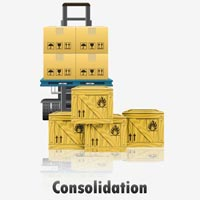 Package Consolidation Services