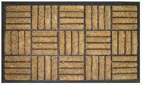 coir rubber door mats