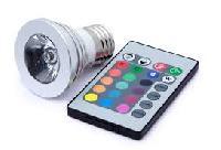 LED Colour Changing Flood Light