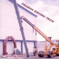 Heavy Equipment Erection Services