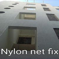 Nylon Net Installation Services