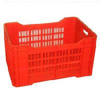 Plastic Fruits & Vegetable Crate