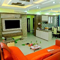 Living Room Interior Decoration Services