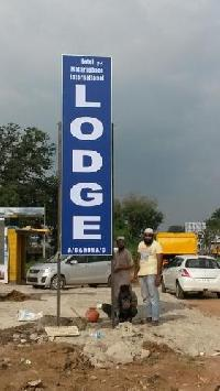 Hotel Sign Boards