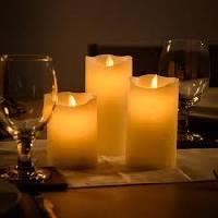 Fancy Led Candle Lamp