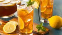 Lemon Flavoured Iced Tea