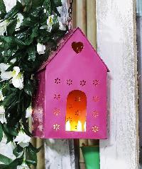 Pink Bird House