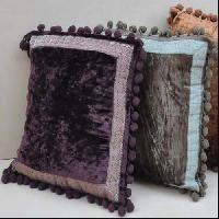 Linen Velvet Cushion Cover